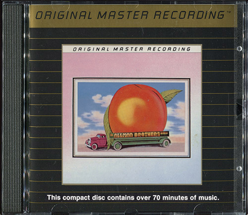 THE ALLMAN BROTHERS BAND «Original Master Recording Series»– (6 x CD • MFSL • 1969-1973)