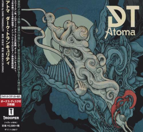 Dark Tranquillity - Atoma (2CD) [Japanese Edition] (2016)