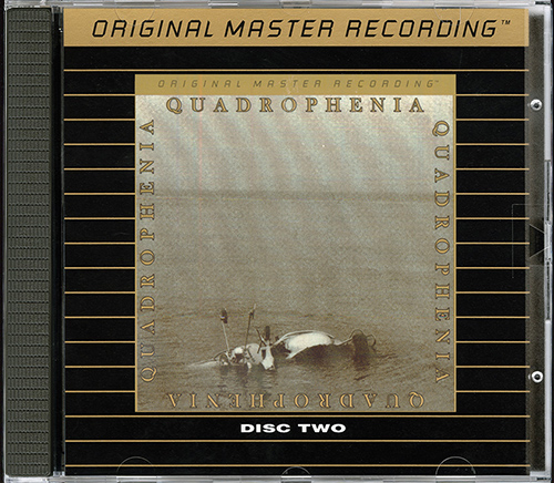 THE WHO «Original Master Recording» Series – (6 x 24KT Gold CD • MFSL • 1969-1978)