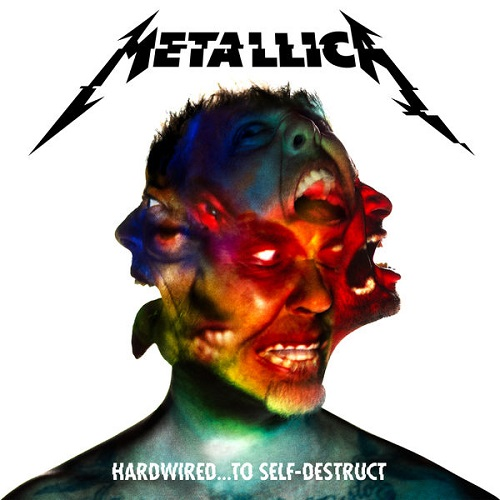 MetallicA - Hardwired... To Self-Destruct [Deluxe Edition 3CD] (2016)