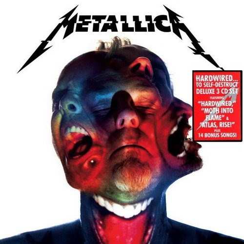 Metallica - Hardwired… To Self-Destruct [3CD] (2016)