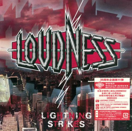 Loudness - Lightning Strikes: 30th Anniversary [2CD] (1986) [2016]