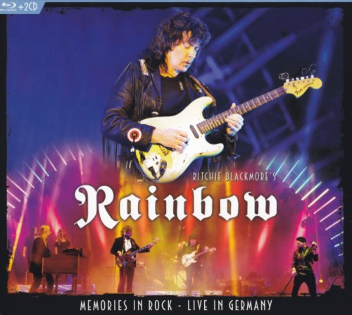 Ritchie Blackmore's Rainbow - Memories In Rock: Live In Germany [2CD] (2016)