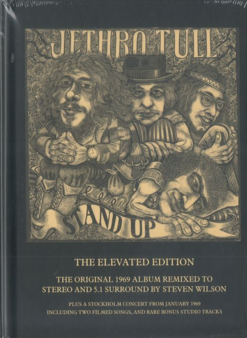 Jethro Tull - Stand Up [The Elevated Edition 2CD] (2016)