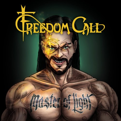 Freedom Call - Master Of Light [2CD] (2016)
