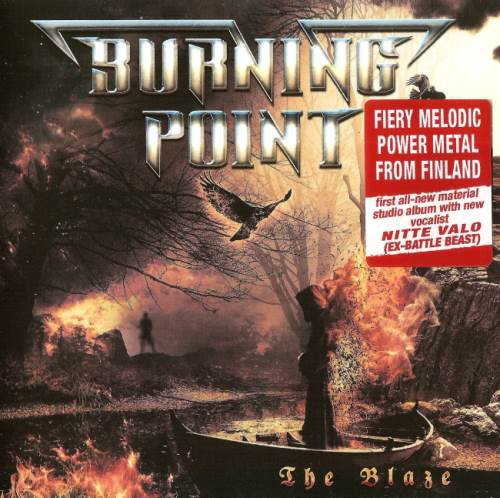 Burning Point - The Blaze (2016)