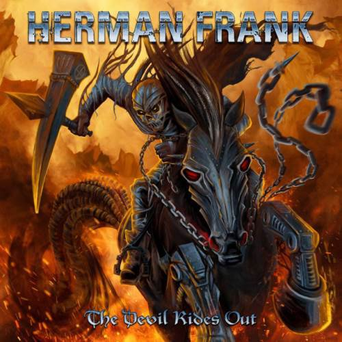 Herman Frank - The Devils Rides Out [Limited Edition] (2016)