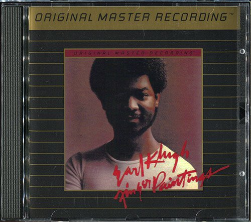 EARL KLUGH «Finger Paintings» (1977) (US 1991 Mobile Fidelity Sound Lab • UDCD 549)
