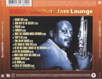 Ben Webster - The Best of Sexy Sax (2004)