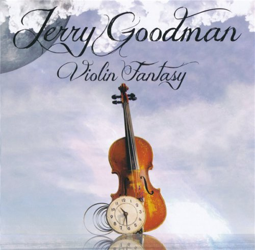 Jerry Goodman - Violin Fantasy (2016)