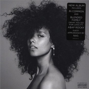 Alicia Keys - Here [Deluxe Edition] (2016)