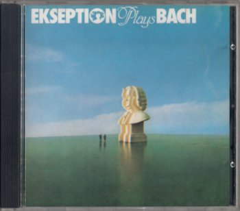 EKSEPTION - Ekseption Plays BACH (1995)
