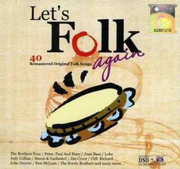 VA - Let's Folk Again - 40 Remastered Original Folk Songs [2CD] (2005)