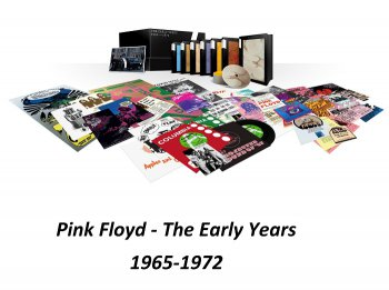 Pink Floyd - The Early Years 1965-1972 (2016)
