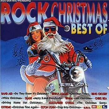 VA - Rock Christmas Best Of [2CD] (2000)