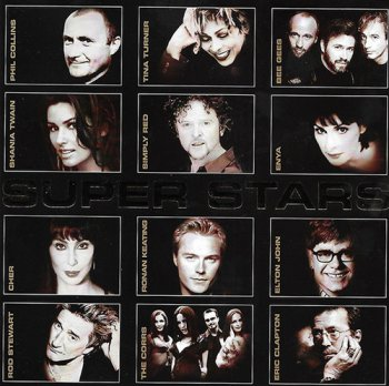 VA - Superstars [2CD] (2001)