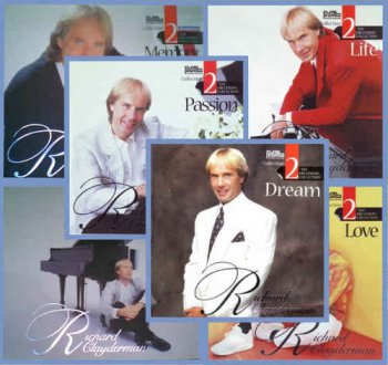 Richard Clayderman - The Millenium Collection - Memory, Life, Dream, Passion, Love, Lonely (2009)
