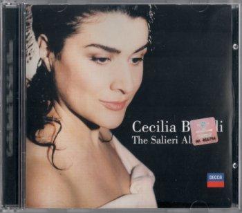 Cecilia Bartoli - The Salieri Album (2003)