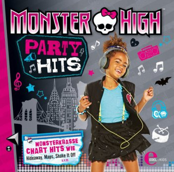 VA - Monster High - Party Hits 1 & 2 (2015)