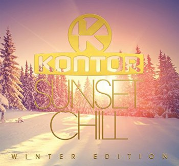 VA - Kontor Sunset Chill - Winter Edition [3CD Box-Set] (2014)