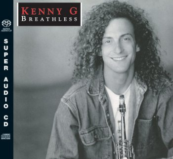 Kenny G - Breathless [Limited Edition] (2015) SACD