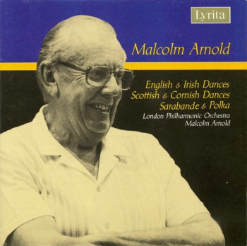 Malcolm Arnold - English, Irish, Scottish & Cornish Dances (1990)