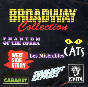 The Starlight Orchestra & Singers - Broadway Collection (2010)