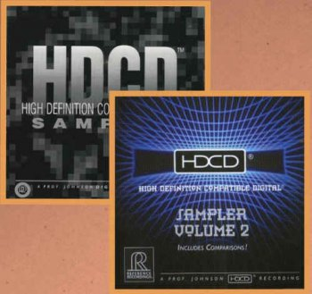 VA - HDCD Sampler Volume 1 & 2 (1992; 1995)