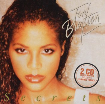 Toni Braxton - Secrets [2xCD Remastered Deluxe Edition] (2016)