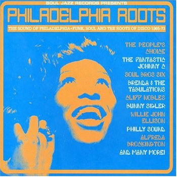 VA - Philadelphia Roots (2001)