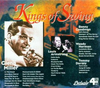 VA - Kings Of Swing [4CD Box Set] (1997)