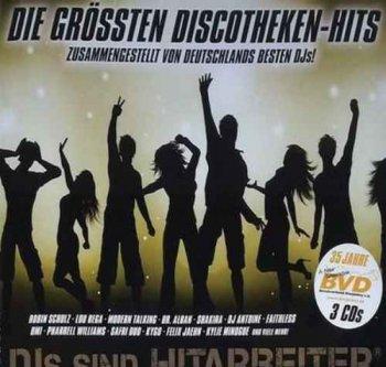 VA - DJs Sind Hitarbeiter Die Groessten Discotheken-Hits [3CD] (2016)