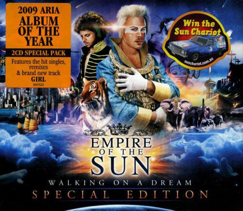 Empire Of The Sun - Walking On A Dream [2CD] (2009)