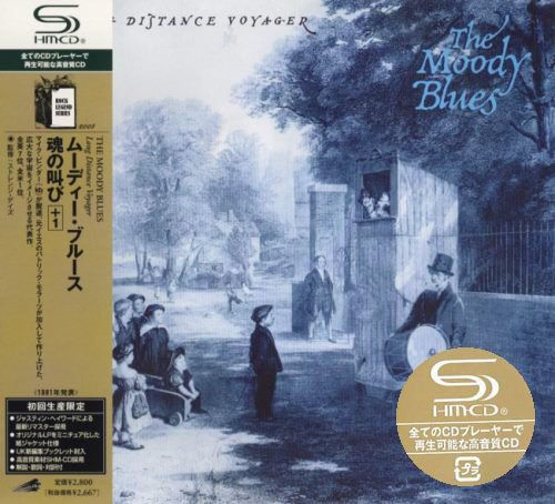 The Moody Blues - Long Distance Voyager [Japanese Edition] (1981) [2008]