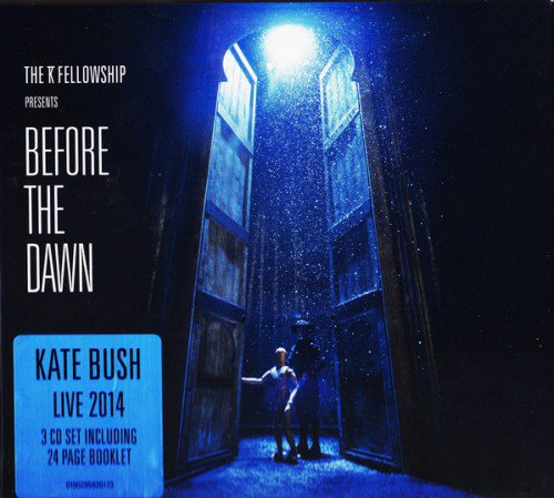 Kate Bush - Before The Dawn (3 CD) (2016) (FLAC)