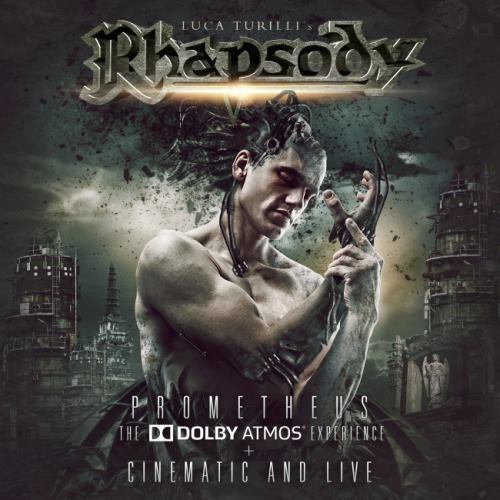 Luca Turilli's Rhapsody - Prometheus: Cinematic and Live [2CD] (2016)