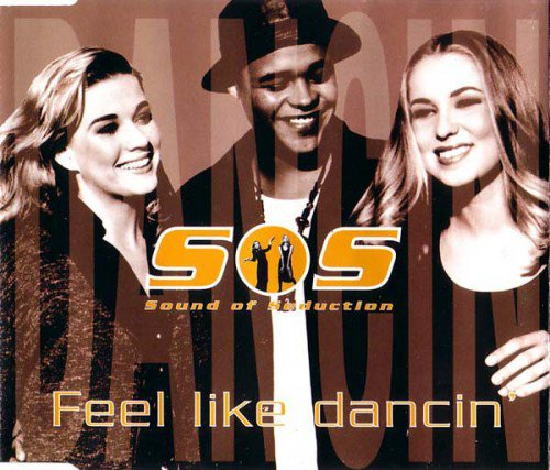 Sound Of Seduction - Feel Like Dancin' (1994) (FLAC)