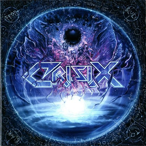 Crisix - From Blue To Black (2016)