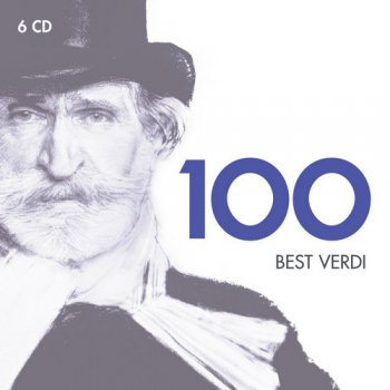 Giuseppe Verdi - 100 Best Verdi [6CD Box Set] (2010)