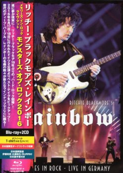 Rainbow - Memories in Rock: Live In Germany (Japan) (2016)