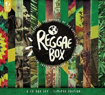 VA - Reggae Box [6CD Limited Edition] (2016)