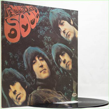 The Beatles - Rubber Soul (1965) (Russian Vinyl)