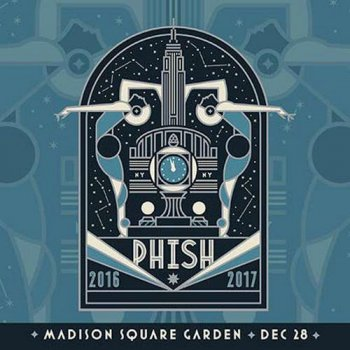 Phish - 2016-12-28 Madison Square Garden, NYC, NY (2016)