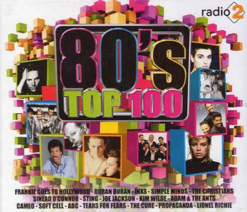 VA - 80's Top 100 [5CD Box Set] (2008)