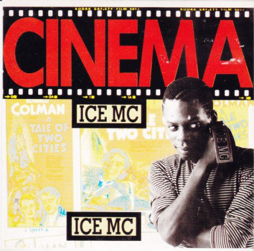 ICE MC - Cinema (1990) (FLAC)
