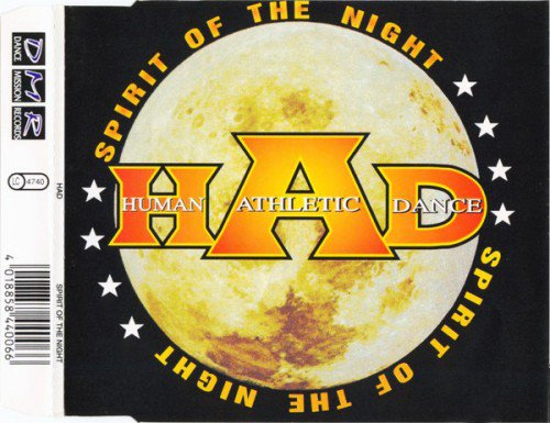 HAD - Spirit Of The Night (1995) (FLAC)