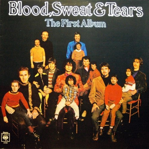 Blood, Sweat  & Tears - The First Album (1967) [Vinyl Rip 24/96]