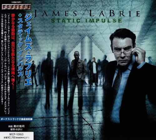 James LaBrie - Static Impulse [Japanese Edition] (2010)