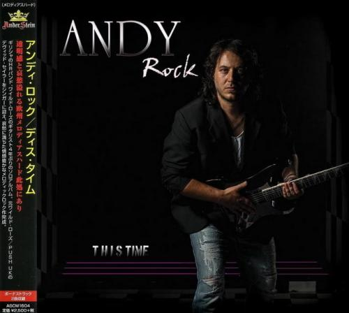 Andy Rock - This Time [Japanese Edition] (2016)