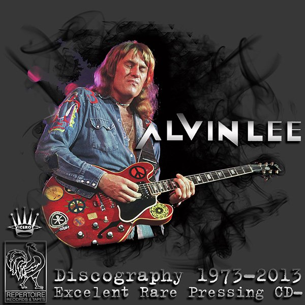 ALVIN LEE & Co. «Discography 1973-2013» (19 x CD • Issue 1998-2013)